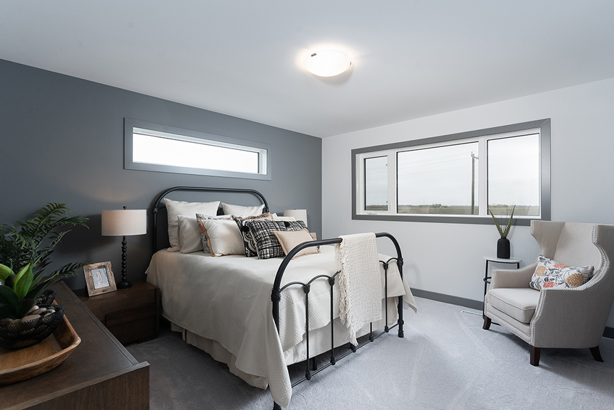 14. Master Bedroom - 221 Petryk Terrace Broadview Homes DG 15 A
