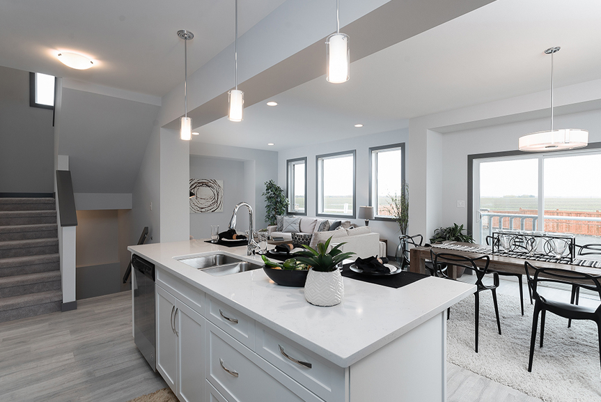 3. Kitchen - 221 Petryk Terrace Broadview Homes DG 15 A