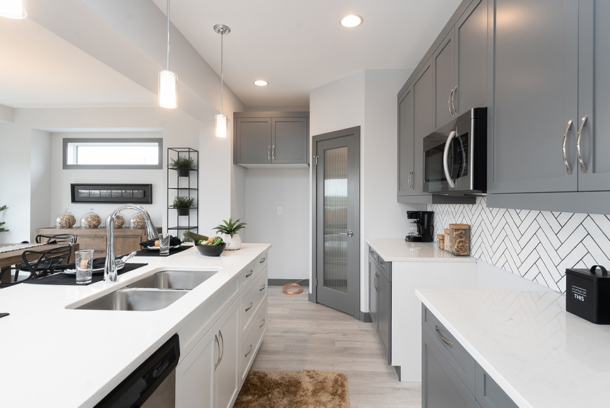 5. Kitchen - 221 Petryk Terrace Broadview Homes DG 15 A