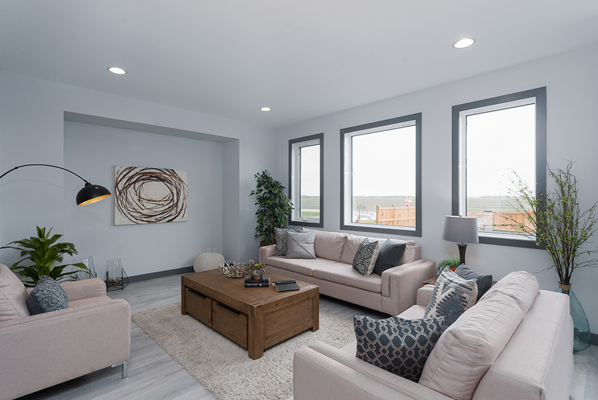 9. Great Room - 221 Petryk Terrace Broadview Homes DG 15 A