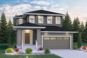 DG 14 C Biscayne Elevation Broadview Homes