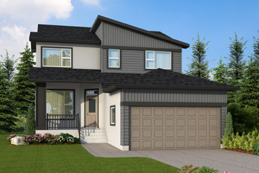 DG 44 D Monteray Elevation Broadview Homes