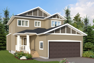 DG 9 A Aurora Elevation Broadview Homes