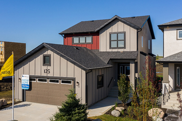 125 Kestrel - Broadview Homes The Cottonwood DG 18 D