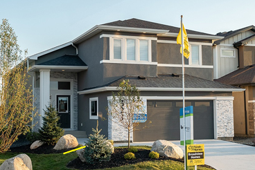 323 Tanager Trail - Broadview Homes The Highview DG 43 A Exterior