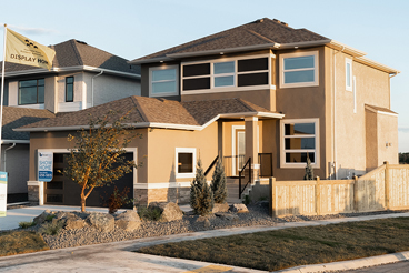 335 Tanager Trail - Broadview Homes The Monteray DG 44 E Exterior