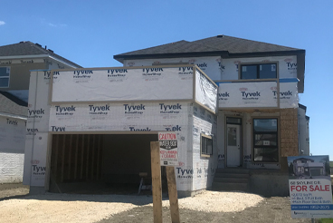 68 Skyline Drive Exterior The Monticello DG 16 H Broadview Homes